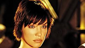 Ashley Scott Angry Face Closeup